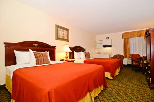 hotel Days Inn and Suites Eunice