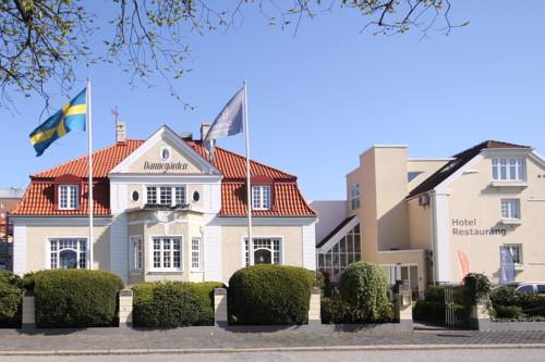 hotel Hotell Dannegården