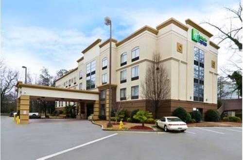 hotel Holiday Inn Express Atlanta - Northeast I-85 - Clairmont Road