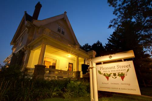 hotel Pleasant Street Bed and Breakfast
