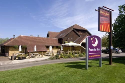 hotel Premier Inn Peterborough - Ferry Meadows