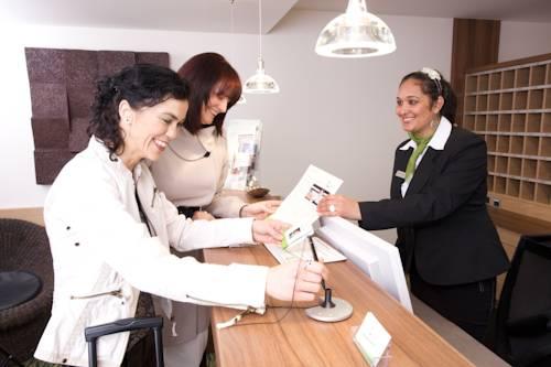 hotel Ausbildungshotel Bildungsblick BFW München