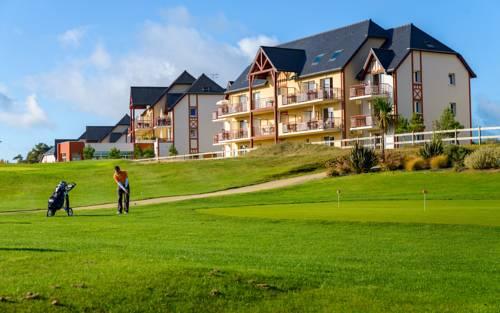 hotel Lagrange Vacances Cap Green