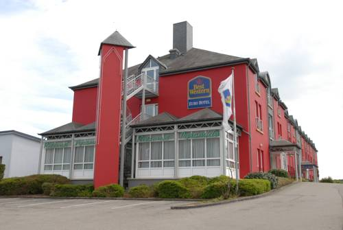 hotel Best Western Euro Hotel Gonderange