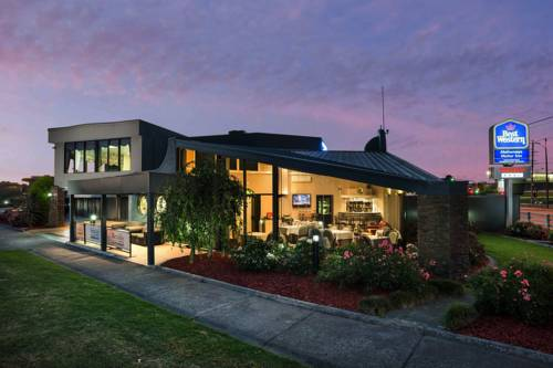 hotel Best Western Mahoneys Motor Inn