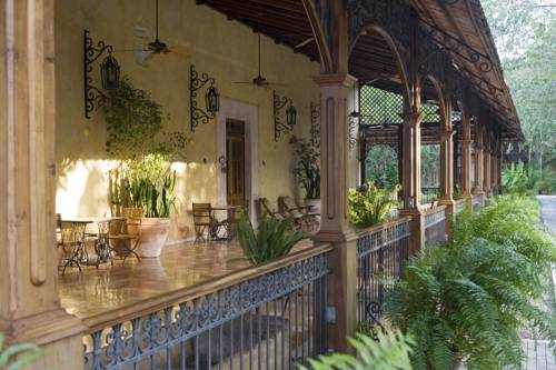 hotel La Hacienda Xcanatun