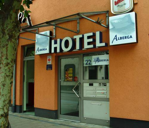 hotel Hotel Alberga