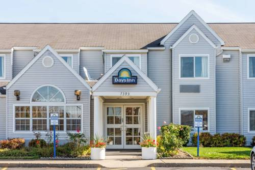 hotel Days Inn and Suites Boardman
