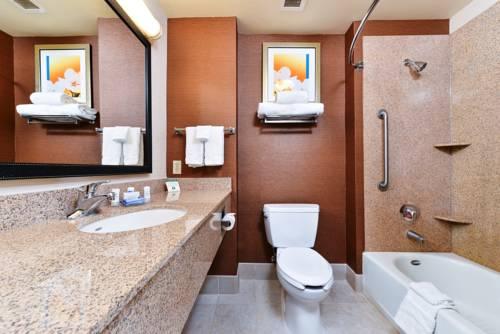 hotel Fairfield Inn and Suites by Marriott Elk Grove