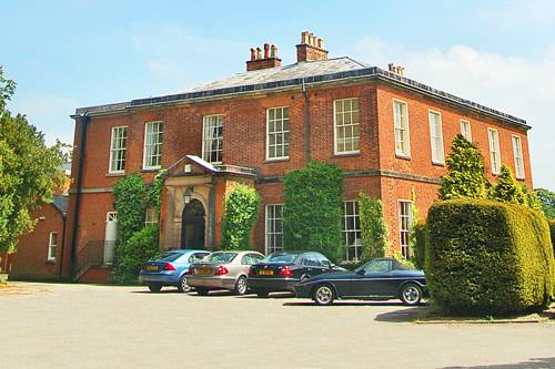hotel Dovecliff Hall Hotel