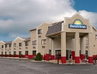 hotel Days Inn Effingham