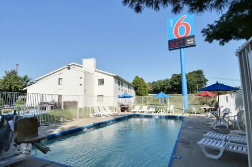 hotel Motel 6 Nashua