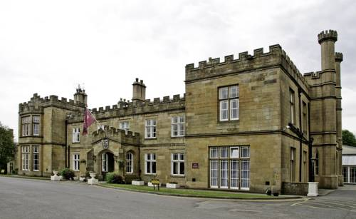 hotel Mercure Blackburn Dunkenhalgh Hotel & Spa