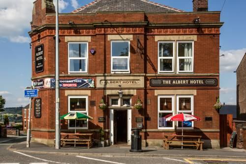 hotel Albert Hotel Disley