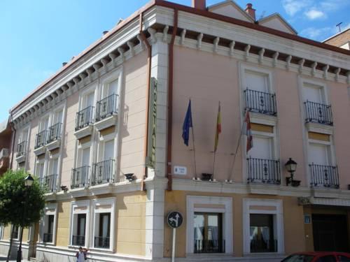 hotel Hostal Virgen del Villar