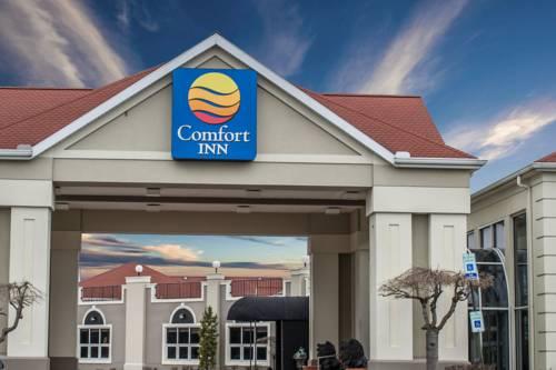 hotel Comfort Inn Sandusky