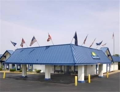 hotel Days Inn Hotel & Conference Center - Meadville