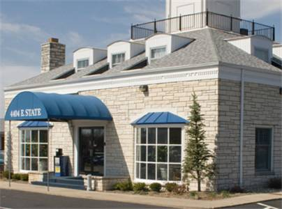 hotel Alpine Inn & Suites Rockford