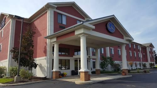 hotel Comfort Suites Twinsburg