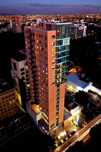 hotel Aloft Guadalajara