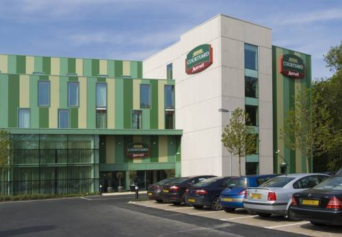 hotel Courtyard by Marriott London Gatwick Airport