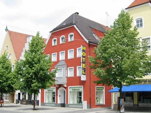 hotel Stadt-gut-Hotel Altstadt-Hotel Stern