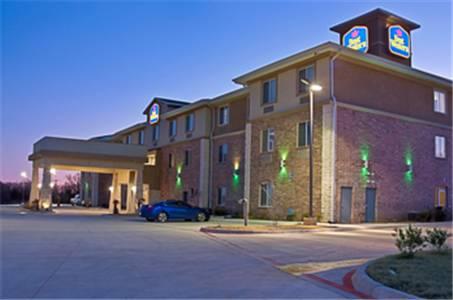 hotel Best Western Bowie Inn & Suites