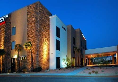 hotel SpringHill Suites by Marriott Las Vegas North Speedway