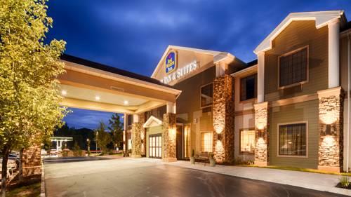 hotel Best Western PLUS Victor Inn & Suites