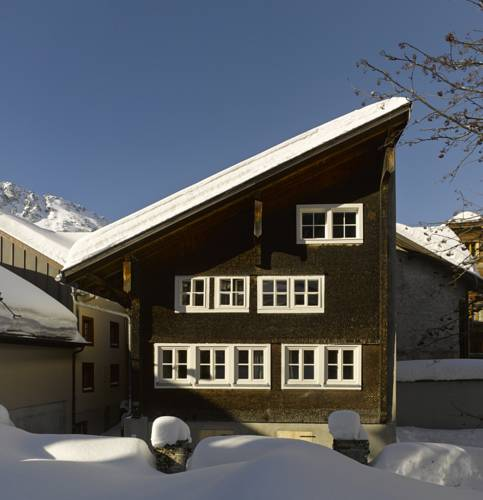 hotel Andermatt Chalet