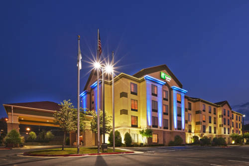 hotel Holiday Inn Express Hotel & Suites McAlester