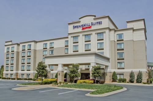 hotel SpringHill Suites by Marriott Charlotte / Concord Mills Speedway
