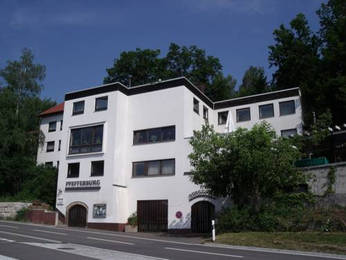 hotel Landgasthof Hotel Pfefferburg