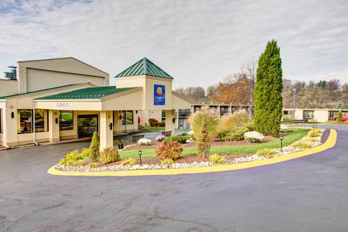 hotel Comfort Inn Conference Center Pittsburgh