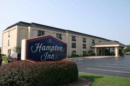 hotel Hampton Inn Chicago Elgin/I-90