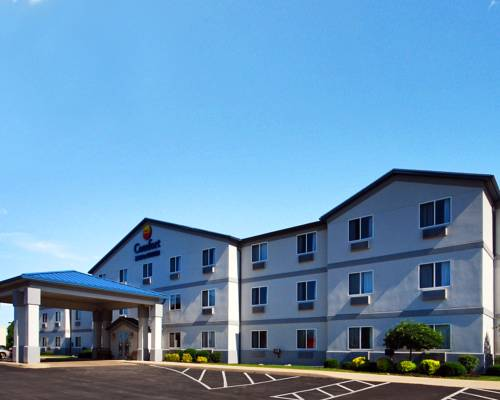 hotel Comfort Inn & Suites Fremont