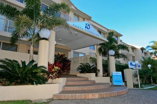 hotel Miami Beachside Apartments