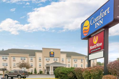 hotel Comfort Inn Civic Center Augusta