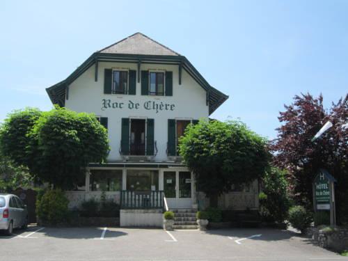 hotel Roc de Chère