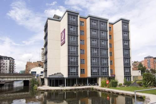 hotel Premier Inn Nottingham Arena - London Road