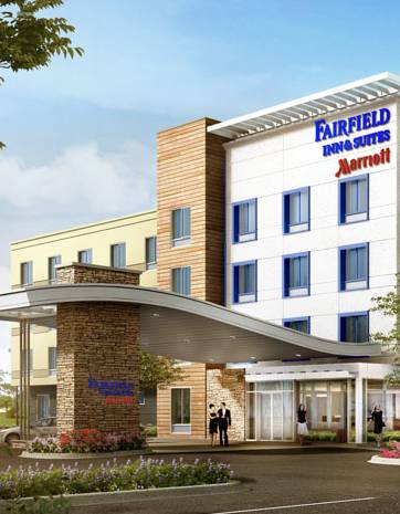 hotel Fairfield Inn and Suites by Marriott Natchitoches