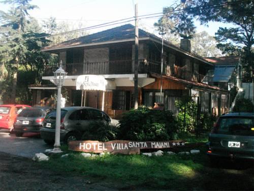hotel Hotel Villa Santa Maiani