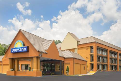 hotel Days Inn Knoxville East