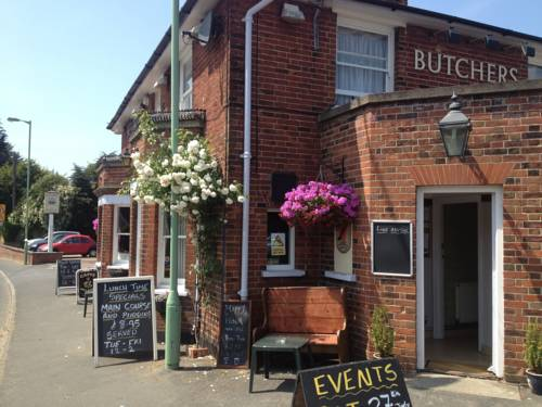 hotel The Butchers Arms Freehouse