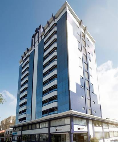 hotel Astron Suítes São José dos Pinhais
