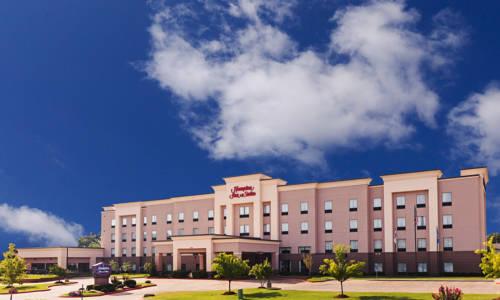 hotel Hampton Inn & Suites Tulsa South Bixby