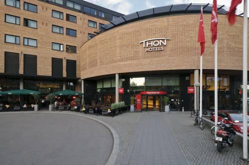 hotel Thon Hotel Ski
