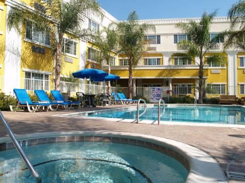 hotel Holiday Inn Express Garden Grove