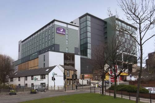 hotel Premier Inn Barnsley Central M1 J37