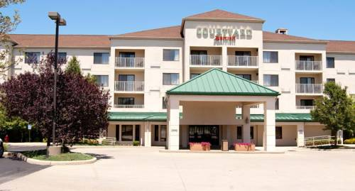 hotel Courtyard by Marriott Cincinnati Airport